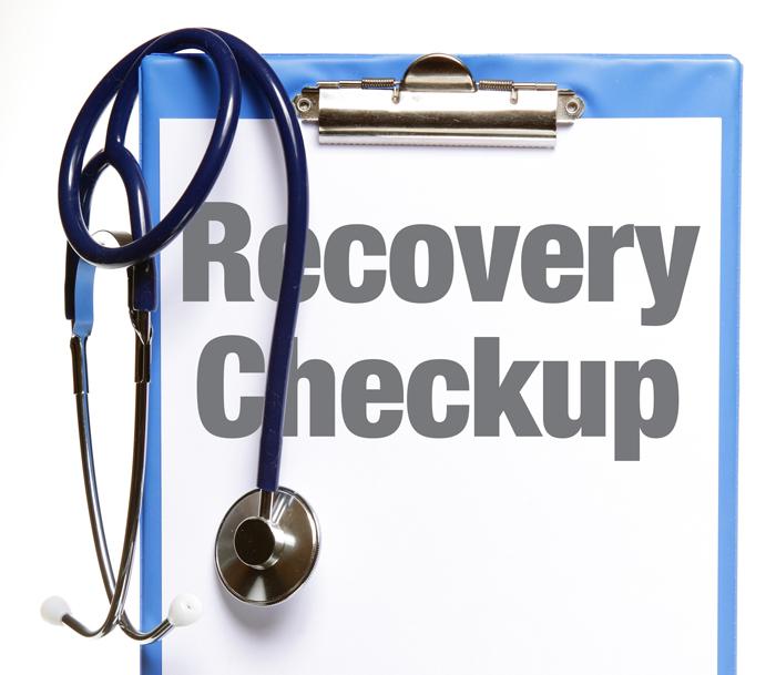 recovery checkup