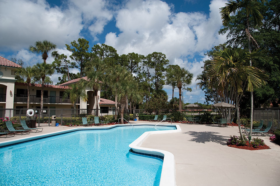 Behavioral Health of the Palm Beaches swimming pool