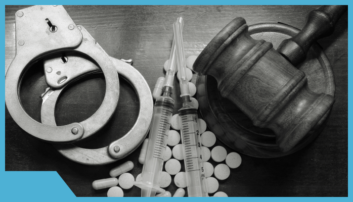 addiction problems and the law