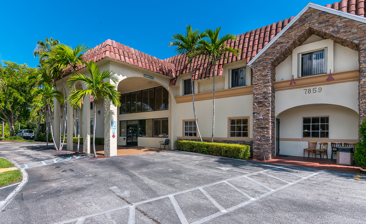 South Florida Behavioral Healthcare Exterior