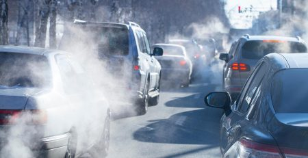 cars air pollution